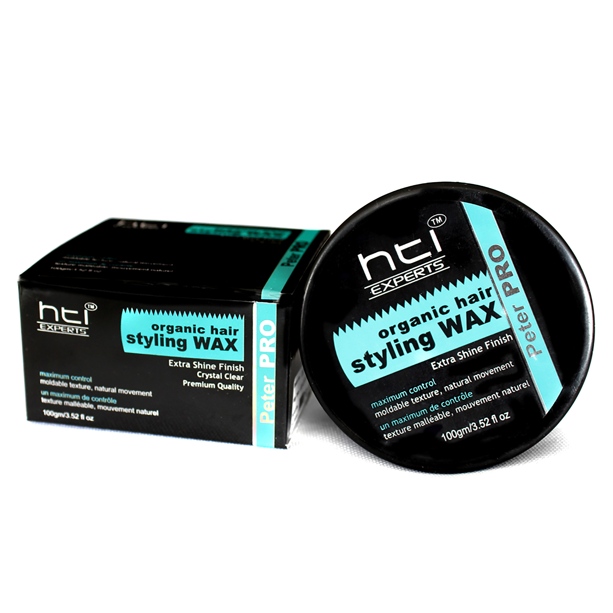 Organic Hair Styling Wax Ultra Strong Hti Experts