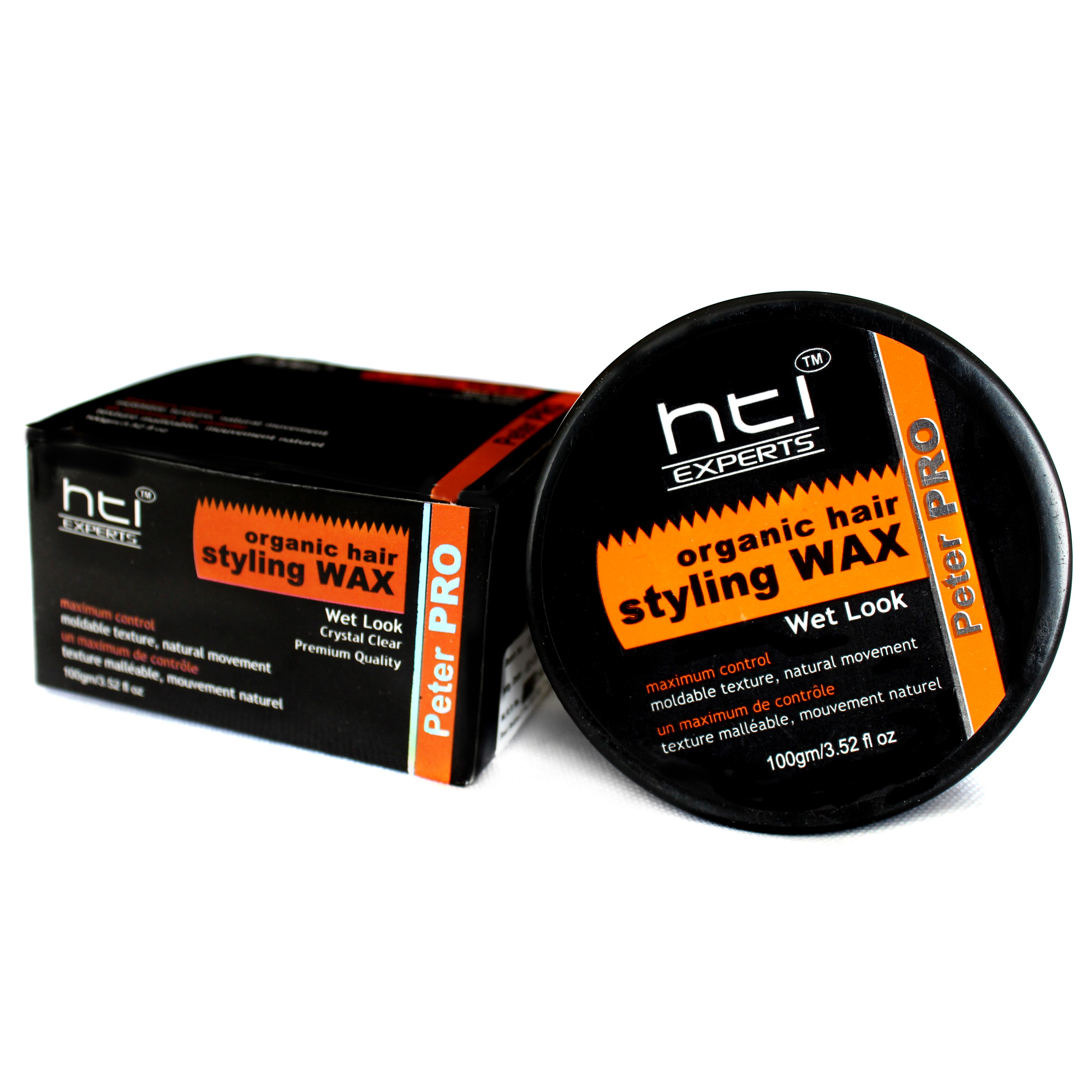 wax for hair styling organic hair styling wax look hti experts 2080